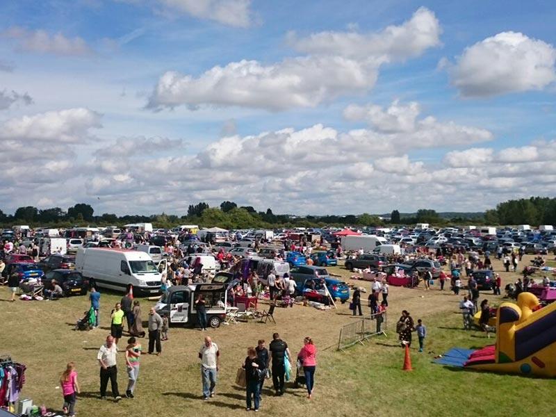 Sutton Car Boot Sale