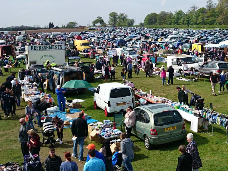 Wood Farm Car Boot Sale Opening Hours